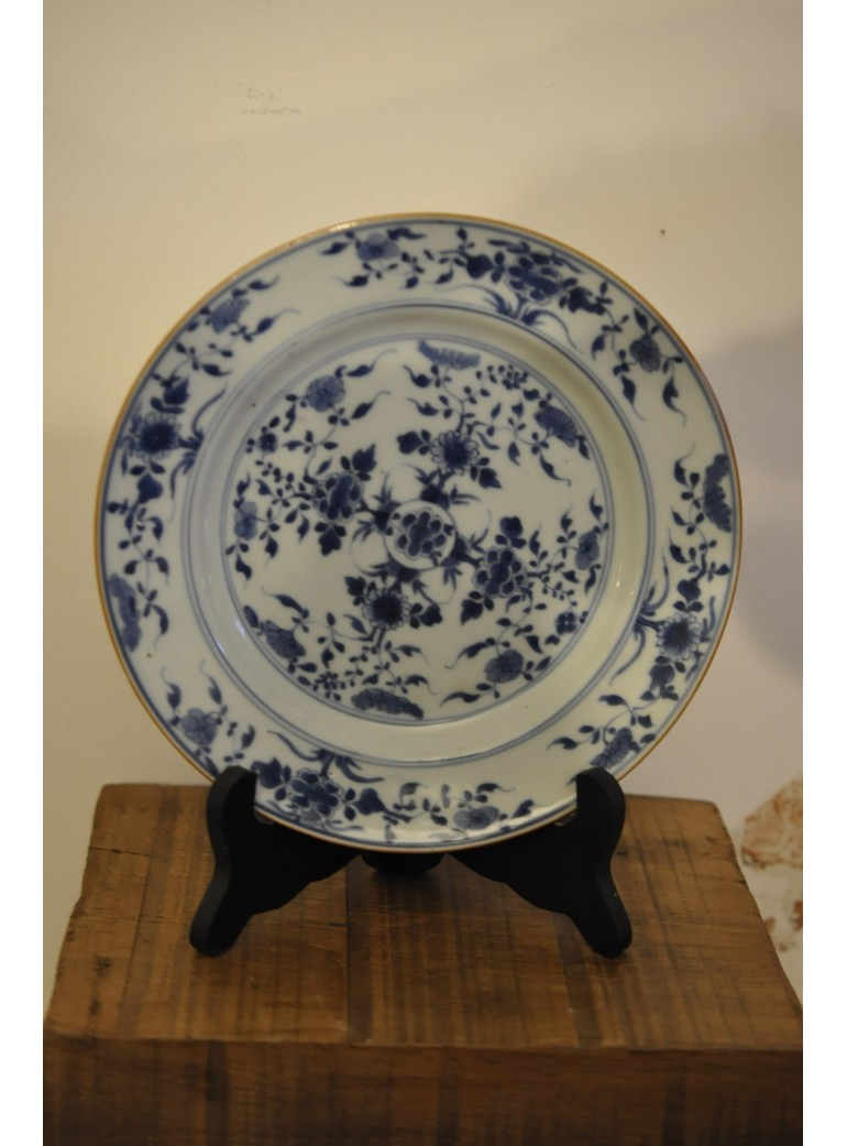 Assiette chinoise